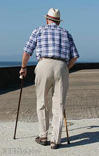 Затруднение ходьбы